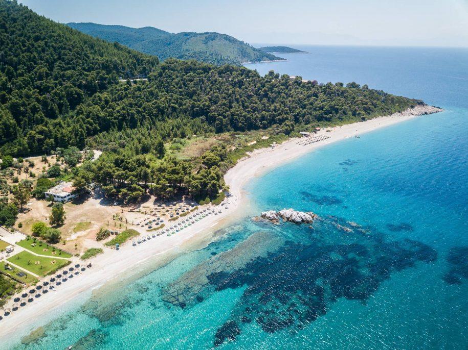 Σκόπελος_παραλία_Μηλιά