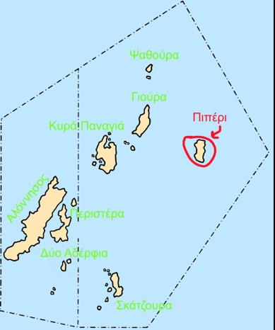 Πιπέρι - χάρτης